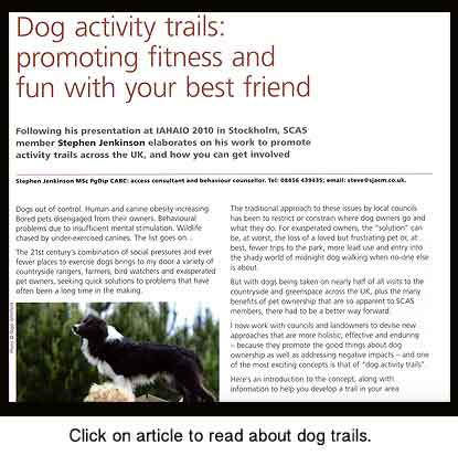 Dog Trails